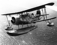 Curtiss SOC Seagull Observation Floatplane