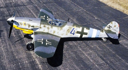 Messerschmitt Bf 109 Fighter