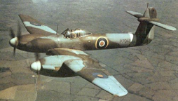 Westland Whirlwind Fighter