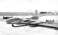North American B-45 Bomber