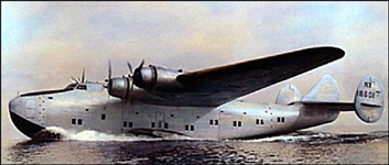Boeing B-314 Clipper Flying Boat
