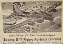 Cleveland Kit for the Boeing B-17