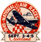 Cleveland Air Races logo