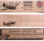 Cleveland Kit for the Grumman TBF Avenger