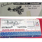 Cleveland Kit for the   Curtiss F11C Goshawk