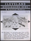 Cleveland Modelmaking News Volume 1, Number 2