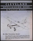 Cleveland Modelmaking News Volume 1, Number 4