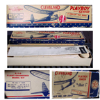Cleveland Model Airplanes Joe Elgin Playboy