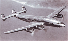 Lockheed Model L-1049 Super Constellation