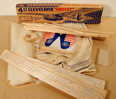 Cleveland Kit for the Eaglet Class D Glider