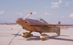 The Minnow Air Racer