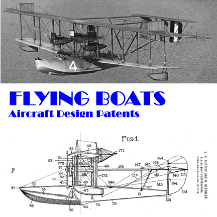Design Patents for Flying Boats
