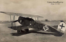 The Fokker D-7