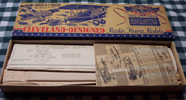 The Cleveland Master Kit for the Fokker D-7