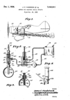 Granville Brothers Skywriting Patent No 2,062,511