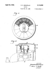 Granville Brothers Cooling Fins Patent No.2,113,939