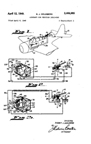 Douglas SBD Dauntless Dive Bomber Gun Position Indicator Patent No. 2,466,985
