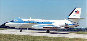Lockheed 1329 JetStar Transport