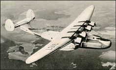 Martin Model 156 Russia Clipper Flying Boat