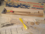 Cleveland kit for the Minnow Air Racer