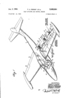 Northrop F-89 Scorpion  Patent No. 2,665,084