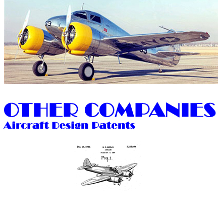 Other Manufacturers of Aircraft