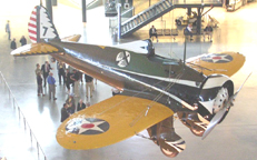 Cleveland Model Airplanes Boeing P-26 Peashooter