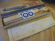 Cleveland Industrial Training kit for the Supermarine Spitfire
