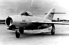 Mig-15 in USAF Markings