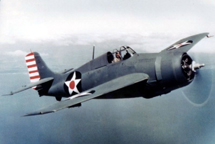 Grumman Wildcat Fighter