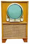 Model G-2355 (console) Vintage Television