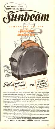 Sunbeam T-9 ad LIFE Oct 6,1941