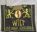 WILT Luggage tag