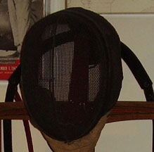 The Fencing Mask