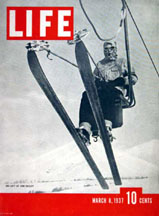 Cover of LIFE Magazine March 17, 1937