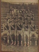 1960 North Allegheny Cross Country Team Picture