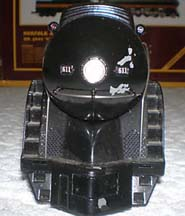 Front view of NW 611 Model