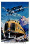 New Era in Railroading Part 1 Popular Mechanics Oct 1936