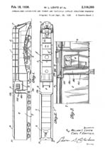Patent Diagram for the Commodore Vanderbilt 2108203