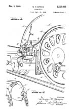 Davies patent 2223482 for the NYC Hudson