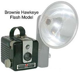 The Brownie Hawkeye