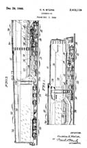 Stearns patent 2413119 for the M1