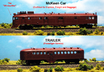 The McKeen Motor Ca and Trailerr