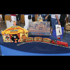 The Mickey Mouse Circus Train on the PBS program Antiques Roadshow
