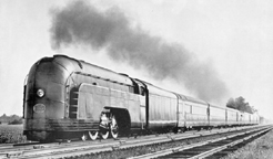 New York Central Mercury
