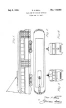 PCC Car Design patent D110384