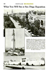 California Pacific International Exposition from the May, 1935  issue of Popular Mechanics