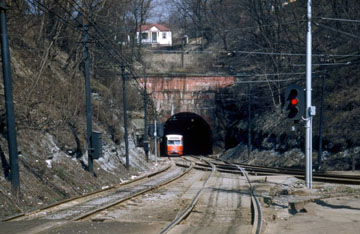 South Hills Junction Tunnel
