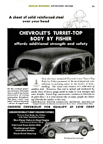 Ad for the new Turret Top May, 1935