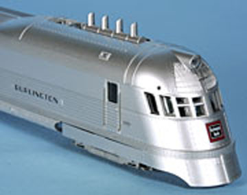 The Burlington Zephyr